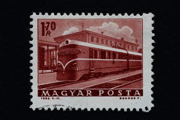 Briefmarke_Ungarn