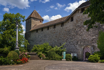Rapperswil fortress, Switzerland