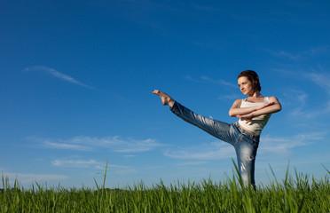 sport and fresh air