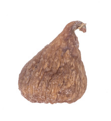 dried figs. dried figs on the background