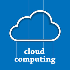 Cloud computing template
