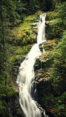 Kamieńczyk waterfall in Szklarska Poręba