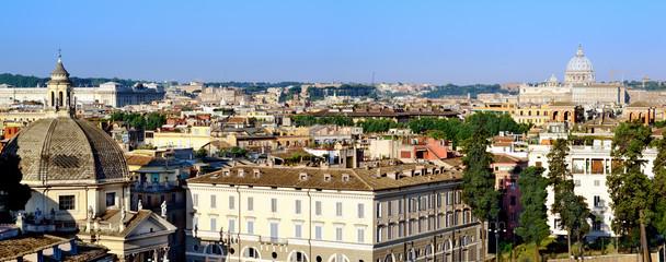 Roma, panorama