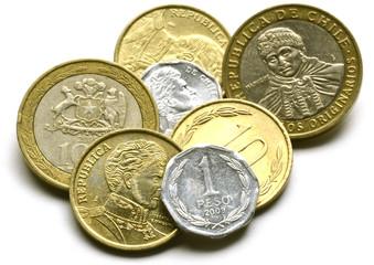 Peso chileno chilean chilenischer chilien cileno Чилийское песо