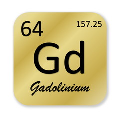 Gadolinium element