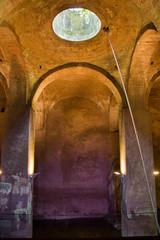 Hispanic-Arabic cistern