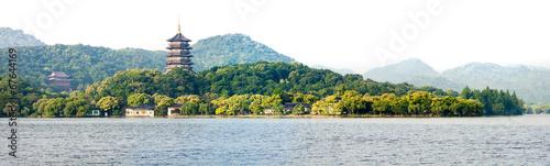 Fotobehang China Hangzhou West Lake