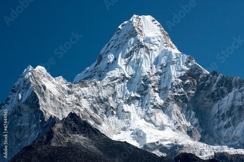 Staande foto Nepal Ama Dablam