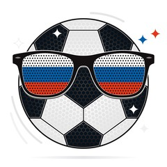 soccer party: russia