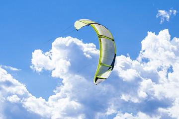 Vela del kitesurf