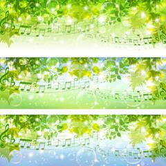音符 音楽 背景