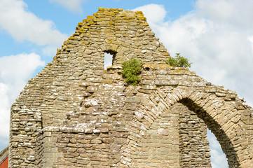 Ruins of St. Knut chapel
