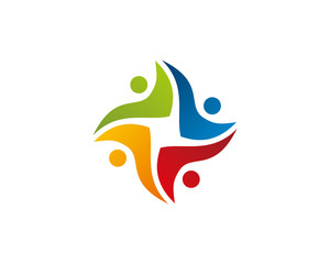 Team and Community Logo 2
