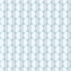 Vector hexagon star seamless pattern