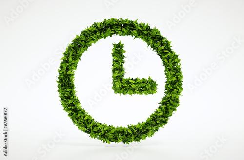 ecology time symbol