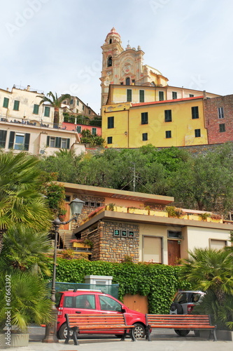 canvas print picture Cervo