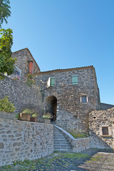 village de saint vincent de barrès ardèche