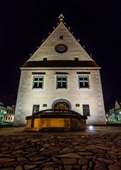 The Town Hall in Bardejov