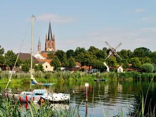 Ansicht von Werder