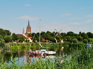 Ansicht von Werder in Brandenburg