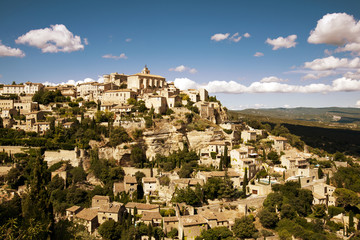 gordes village in provence