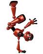 orage robot hiphop dance