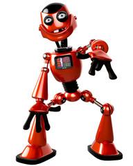 hip hop robot