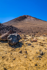 The majestic Teide volcano in Tenerife