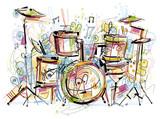 Drums Set - 67666544