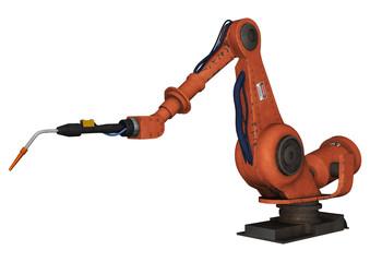 Factory Robot