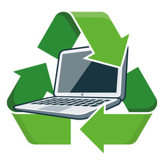Recycle laptop