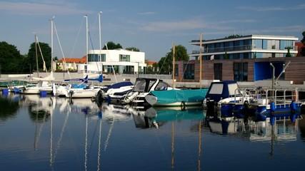 Senftenberg Hafen vid 02