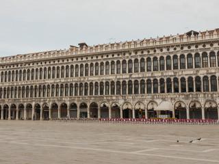 Venedig, historische Altstadt, Platz, San Marco, Italien
