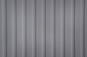 Corrugated Wall