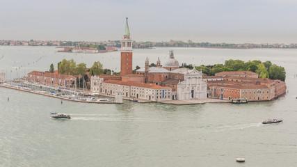 Venedig, historische Altstadt, Canale, Insel, Kirche, Italien
