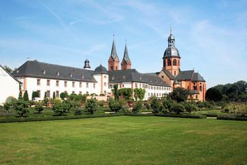 Benediktinerabtei Seligenstadt - Einhard-Basilika - Bild 3