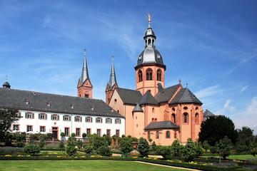 Benediktinerabtei Seligenstadt - Einhard-Basilika - Bild 1
