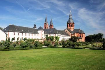 Benediktinerabtei Seligenstadt - Einhard-Basilika - Bild 4