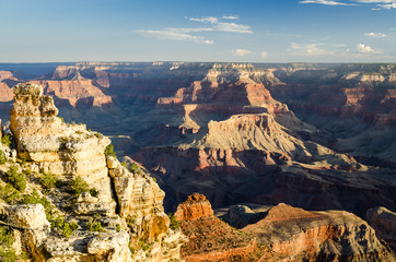 Grand Canyon im Morgengrauen