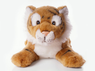 plush toy tiger
