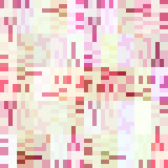 pixelized pattern