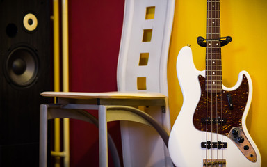 Studio - Jazz bass