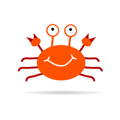 crab vector illustration