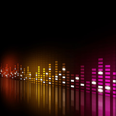 Party Muisc Background