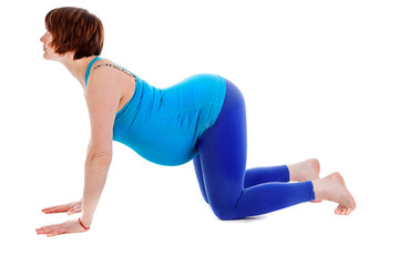 Yoga for pregnant woman