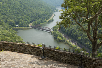 New River Gorge Vista