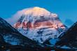 Leinwandbild Motiv Tibet. Mount Kailash. North face