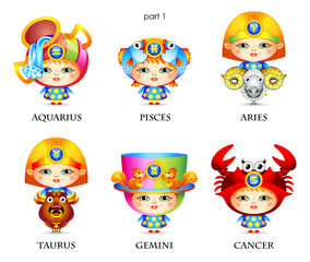 signs of the zodiac 1