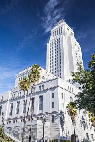Papiers peints Los Angeles LA City Hall