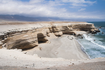 """La Portada"" Natural Monument at Antofagasta, Chile"